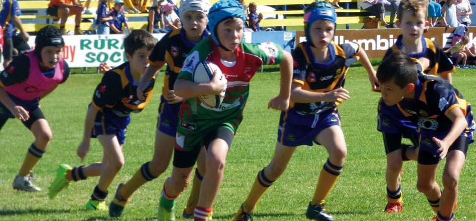 Mullumbimby Giants JRLFC