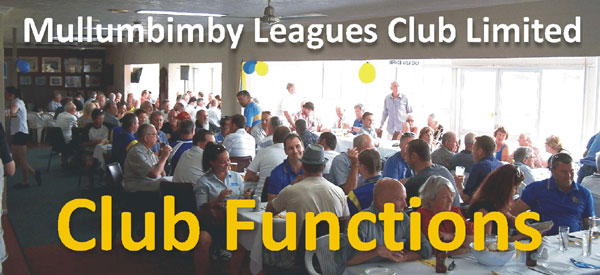 Mullumbimby league club can cater for…