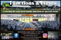 Catering for your next Function or Event