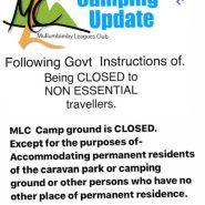 Camping Update